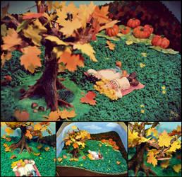 Autumn Explorings by Ninina-nini