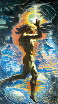 Prometheus - Jean Delville