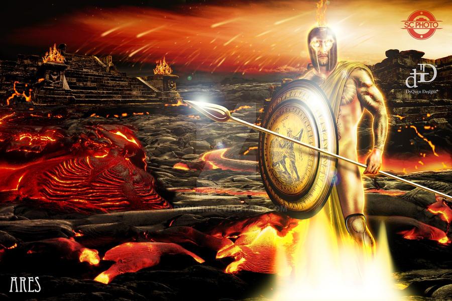 Ares Battlefield By Dyquen On DeviantArt