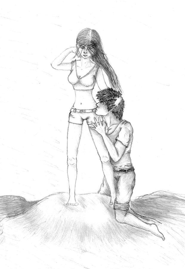 Desire... by Mornie1