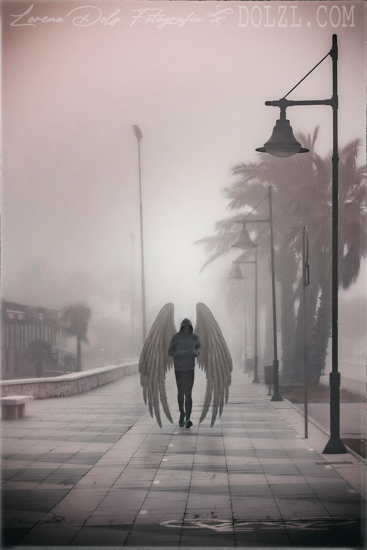 Lorena Dolzl.com ngel Corriendo en la niebla sig