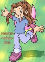 Torishia 'Tricia' Kido by CherrygirlUK19