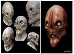 Mask sculpt