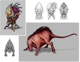 Ambient Creatures Tabla Rasa by JSMarantz