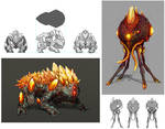 More Creatures for TR