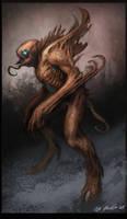 Alien Concept Full Body