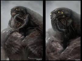 'The Kraken' Head Options