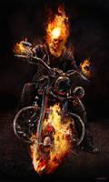 Ghost Rider Spirit of Vengeance Concept3