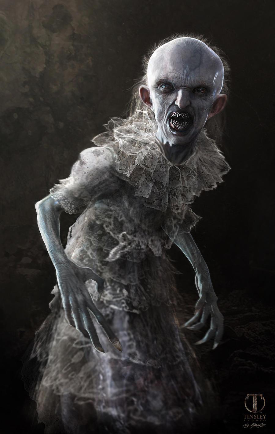American Horror Story Concept 2 by JSMarantz
