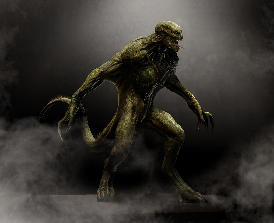 Michael Corbett Amazing_spiderman_lizard_design_3_by_jsmarantz-d5f9588