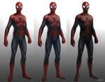 Amazing Spiderman 2 Concepts