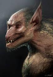 Grimm Season 3 Hollentier by JSMarantz