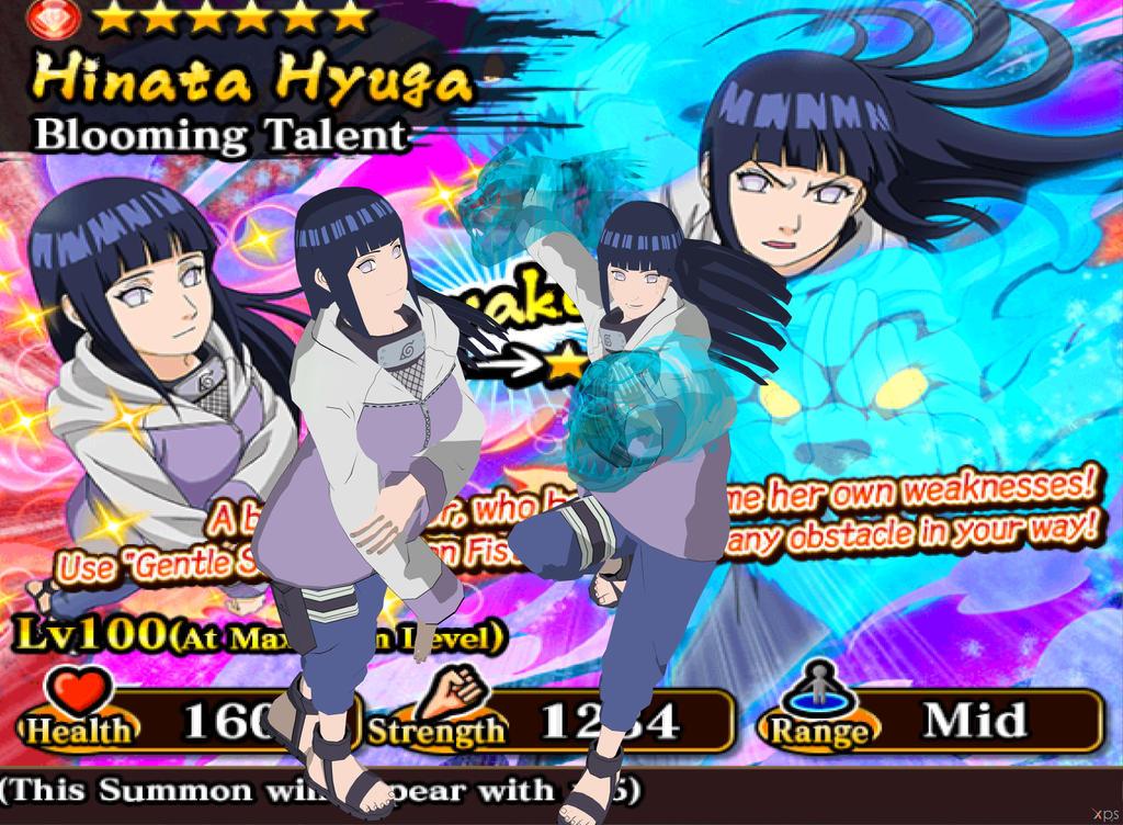Hinata Shippuden: Ultimate Ninja Blazing by ramenlover98