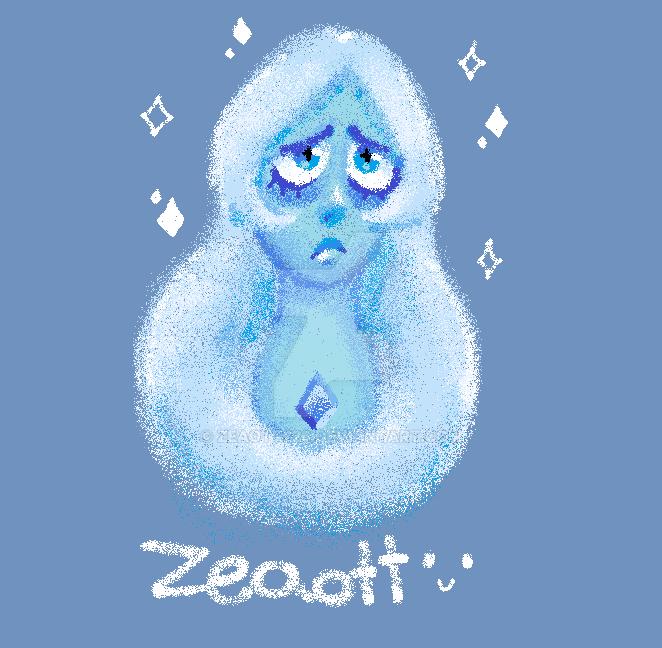 Blue diamond by Zeaott226