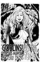 Goblin Queen - Inks