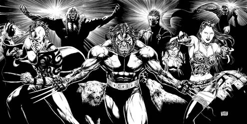 Daken, Logan, X-23