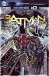 Batman Blank CVR Red Hood