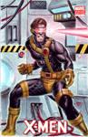 X-men Blank Cyclops