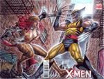 Lady Deathstrike vs Wolverine