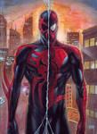 SpiderMan 2099 and SpiderMan Original