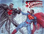 Superman vs Zod