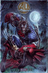 Werewolf Cap vs Vampire Wolvy