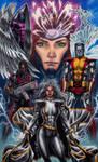X-Men Gold Team - 1Kpx