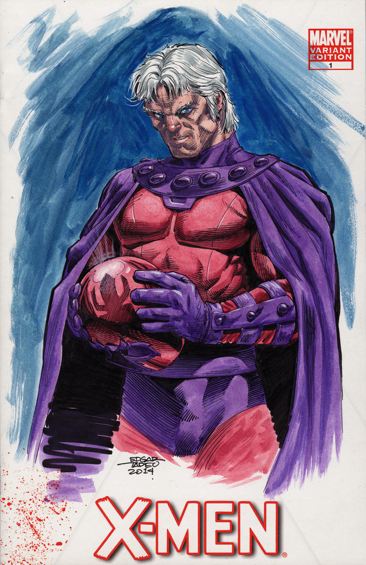 Magneto by edtadeo