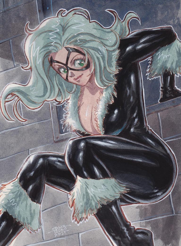 Black Cat - Manga by edtadeo