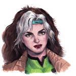 Rogue - Rough Portrait