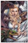 Daenerys Targaryen - Signed