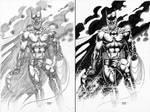 Batman - Smoke