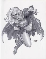 Supergirl Copic