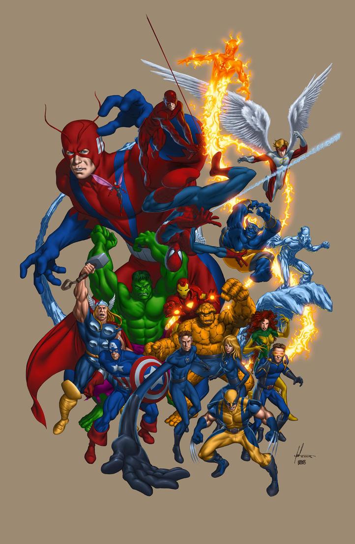 Heros Group 60