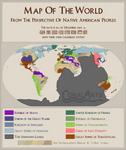 Alternate World Map 1464