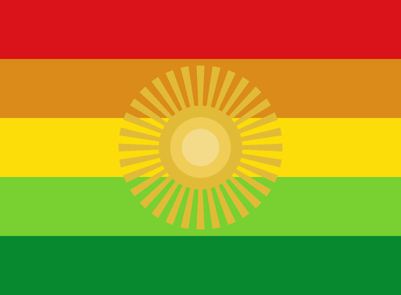 Flag of Empire of Tawantinsuyu by CoralArts on DeviantArt
