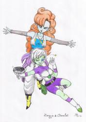 Zangya and Cheelai
