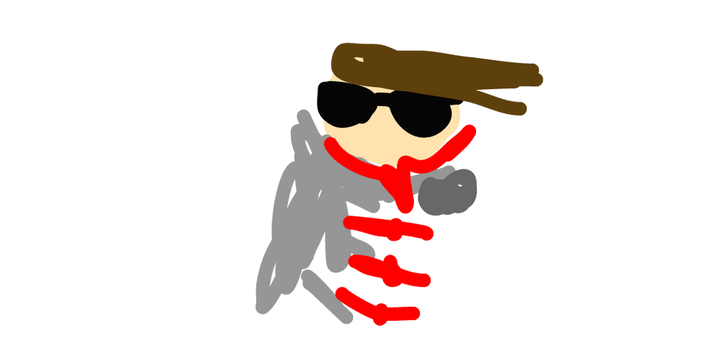 When you try to draw Dragon Fist Lee Sin :^) by MegaBoss905