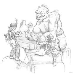 Giant Gambling by Grigbertz