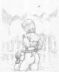 Bride of The Beast: More Outdoor Mischief by Grigbertz