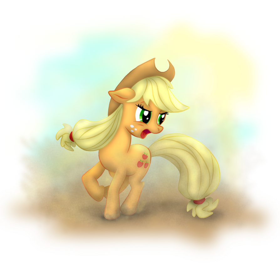 Applejack by DCPIP