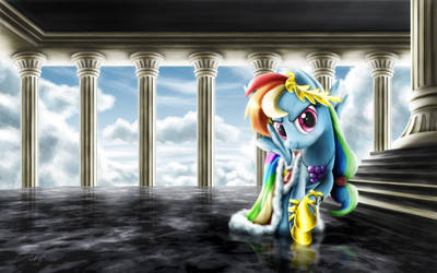Another Rainbow Dash by DCPIP