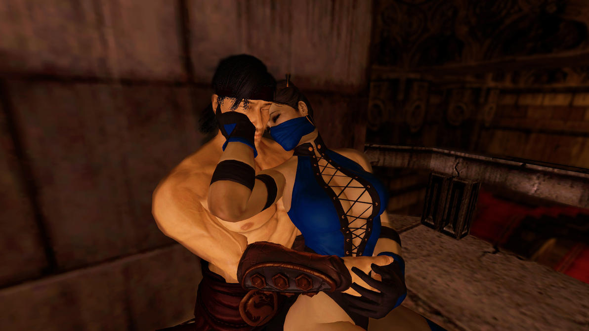 Mortal kombat kitana and liu kang love - photo#18