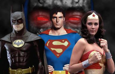 DC's Trinity by Janus3003