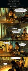 Skyrim Oddities: Cooking by Janus3003