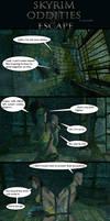 Skyrim Oddities: Escape