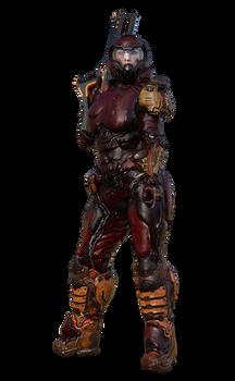 Aura the Doomslayer