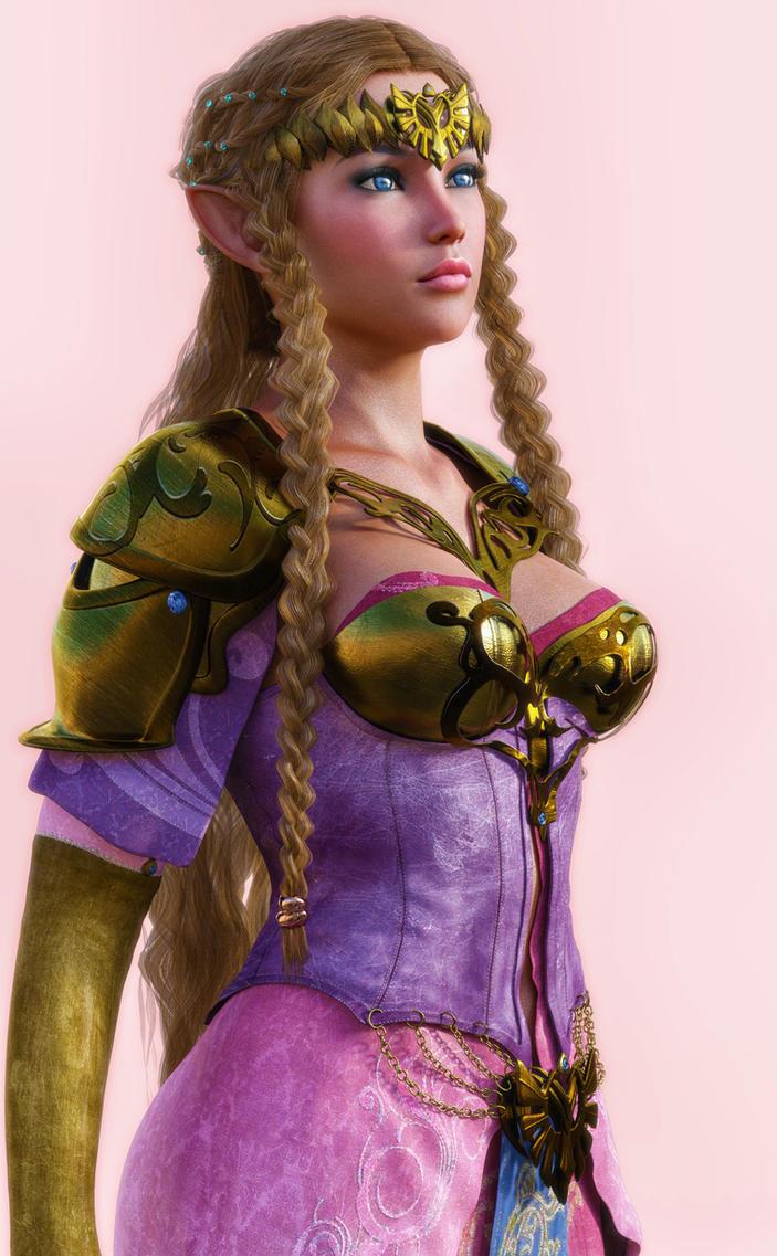 Zelda - Hyrule Warriors Edition by Janus3003