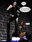Dominated by Mad Domme