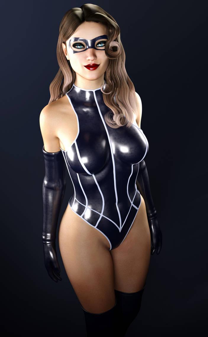 Fantasma - Midnight Suit